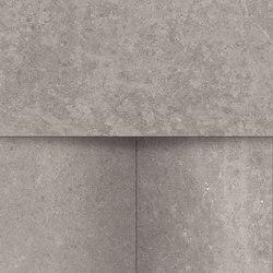 Groove Bright Grey Mosaico Steps | Ceramic tiles | EMILGROUP