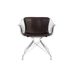 Wire Lounge Chair | Sillones lounge | Overgaard & Dyrman