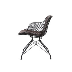 Wire Lounge Chair | Sessel | Overgaard & Dyrman