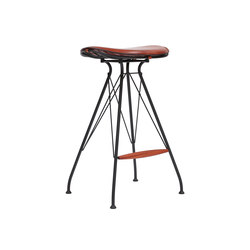 Wire Bar Stool low | Barhocker | Overgaard & Dyrman
