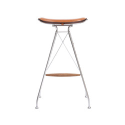 Wire Bar Stool high | Taburetes de bar | Overgaard & Dyrman