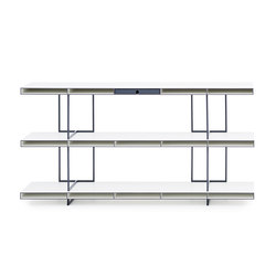 WOGG CARO Shelf Horizontal | Office shelving systems | WOGG