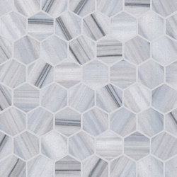 Re-Use Mosaico Design Grigio Mercurio | Ceramic mosaics | EMILGROUP