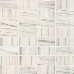 Re-Use Mosaico Simple Bianco Ossigeno | Ceramic mosaics | EMILGROUP