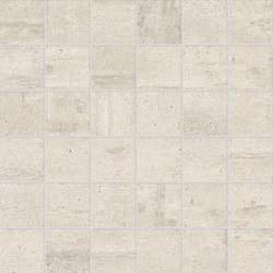 Re-Use Mosaico Calce White | Mosaics | EMILGROUP
