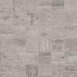 Re-Use Mosaico Malta Grey | Mosaike | EMILGROUP