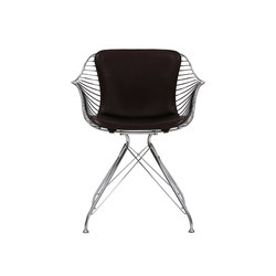 Wire Dining Chair | Chairs | Overgaard & Dyrman