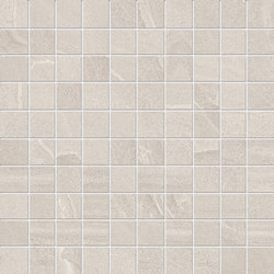 Zerodesign Mosaico Pietra Asian Grey | Ceramic mosaics | EMILGROUP