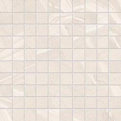 Zerodesign Mosaico Pietra Bolivian White | Ceramic mosaics | EMILGROUP
