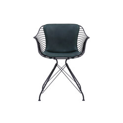 Wire Dining Chair | Restaurant chairs | Overgaard & Dyrman