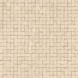 Zerodesign Mosaico Pietra Spaccata Indian Beige | Mosaïques | EMILGROUP