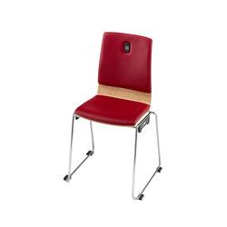 Lynio Climb 8121 | Besucherstühle | Stechert Stahlrohrmöbel