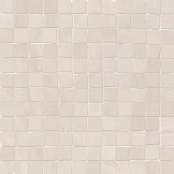 99 Volte Mosaico Bianco Opaco | Ceramic mosaics | EMILGROUP