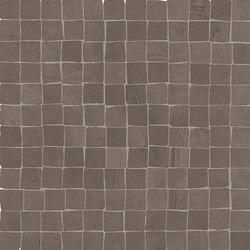 99 Volte Mosaico Cenere Opaco | Ceramic mosaics | EMILGROUP