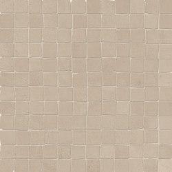 99 Volte Mosaico Crema Opaco | Keramik Mosaike | EMILGROUP