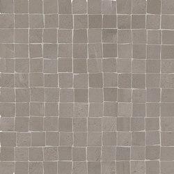 99 Volte Mosaico Grigio Opaco | Ceramic mosaics | EMILGROUP