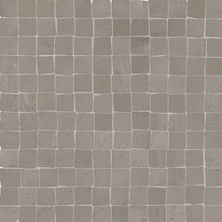 99 Volte Mosaico Grigio Opaco | Mosaïques | EMILGROUP