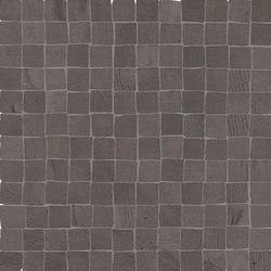 99 Volte Mosaico Nero Opaco | Ceramic mosaics | EMILGROUP