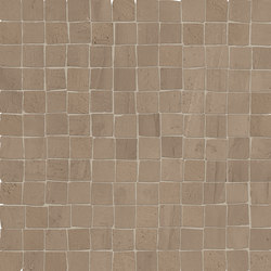 99 Volte Mosaico Terra Opaco | Mosaicos de cerámica | EMILGROUP