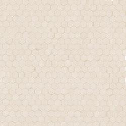 99 Volte Mosaico Mano Bianco | Ceramic mosaics | EMILGROUP