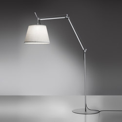 Tolomeo Outdoor Paralume Floor | Freestanding floor lamps | Artemide Outdoor