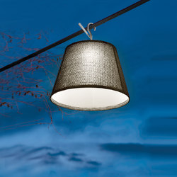 Tolomeo Outdoor Paralume Hook | Lampade outdoor sospensione | Artemide Architectural