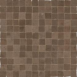 Acustico 12 Mosaico Brown | Ceramic mosaics | EMILGROUP