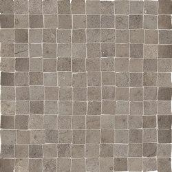Acustico 12 Mosaico Grey | Ceramic mosaics | EMILGROUP