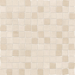 Acustico 12 Mosaico White | Mosaicos de cerámica | EMILGROUP