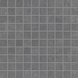 Terzo Tempo Mosaico Antracite | Ceramic mosaics | EMILGROUP
