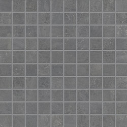 Terzo Tempo Mosaico Antracite | Mosaike | EMILGROUP
