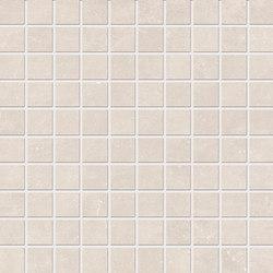 Terzo Tempo Mosaico Bianco | Ceramic mosaics | EMILGROUP