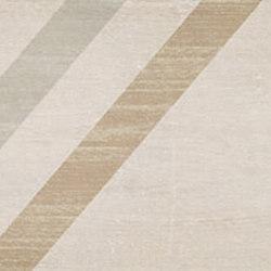 Terzo Tempo Decoro Art A Bianco Wood | Außenfliesen | EMILGROUP