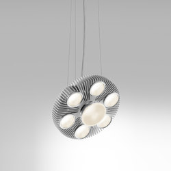 LoT Reflector Adjustable Pendant | Strahler | Artemide Architectural