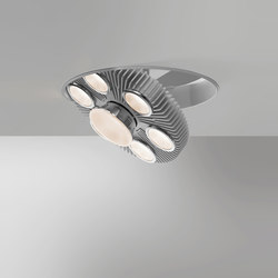 LoT Reflector Ceiling recessed | Lampade spot | Artemide Architectural