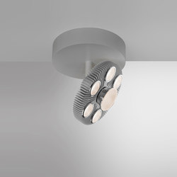 LoT Reflector Ceiling semi-recessed | Ceiling lights | Artemide Architectural