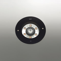 LoT Projector Floor recessed | Lampade suolo incasso | Artemide Architectural