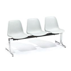 Grupo | Sitzbänke | Stechert Stahlrohrmöbel