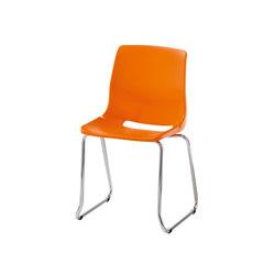 Nuro 2700 | Besucherstühle | Stechert Stahlrohrmöbel