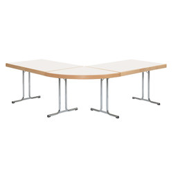 Iselio | Tables polyvalentes | Stechert Stahlrohrmöbel