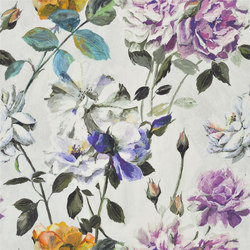Couture Rose - Viola | Tessuti tende | Designers Guild