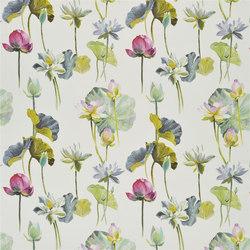 Fleur De Lotus - Camellia | Curtain fabrics | Designers Guild