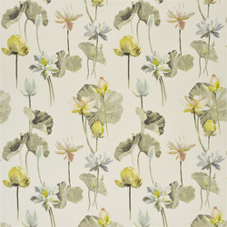 Fleur De Lotus - Birch | Curtain fabrics | Designers Guild