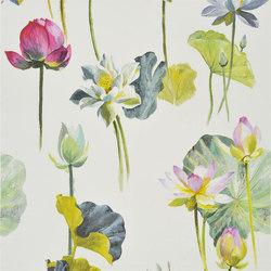 Nymphaea - Camellia | Curtain fabrics | Designers Guild