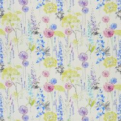 Fleur Sauvage - Delphinium | Curtain fabrics | Designers Guild