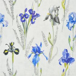 Iris - Amethyst | Curtain fabrics | Designers Guild