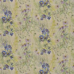 Champ De Fleurs - Amethyst | Curtain fabrics | Designers Guild