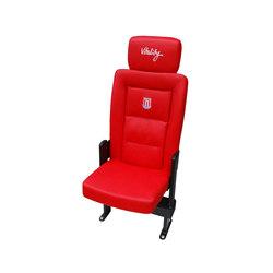 Bench Seat | Sedute da stadio | Stechert Stahlrohrmöbel