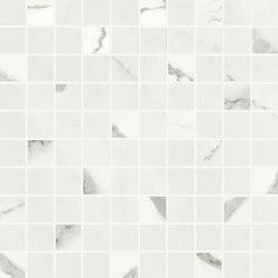 Dreaming | Calacatta Shine mosaico | Floor tiles | Lea Ceramiche
