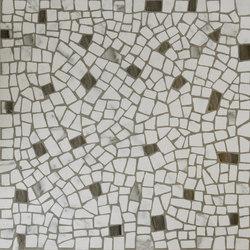 Dreaming | Decoro Scraps Bianco | Piastrelle/mattonelle per pavimenti | Lea Ceramiche